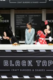 Vanessa Hudgens - Black Tap Craft Burgers and Shakes Opening in Downtown Disney in Anaheim 05/18/2019