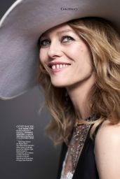 Vanessa Paradis - Madame Figaro Magazine France 05/24/2019 Issue