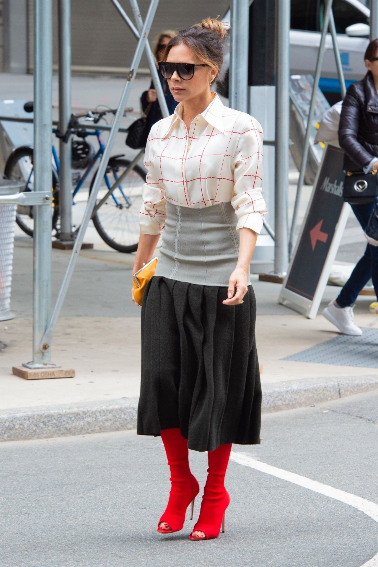 Victoria Beckham Out In New York 05 09 2019