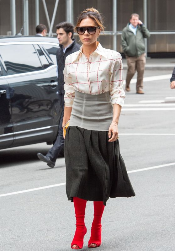 Victoria Beckham - Out in New York 05/09/2019