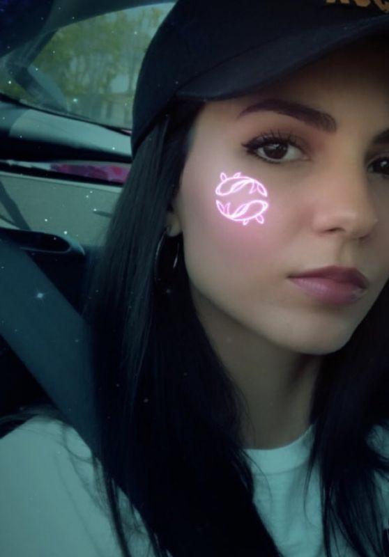 Victoria Justice - Personal Pics 05/17/2019
