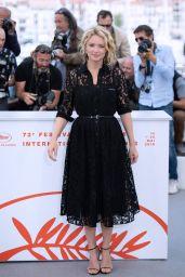 "Virginie Efira – ""Sibyl"" Photocall at Cannes Film Festival"