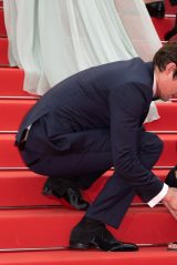 "Virginie Efira - ""Sibyl"" Red Carpet at Cannes Film Festival"