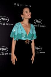 Virginie Ledoyen – Kering Women in Motion Awards at Cannes Film Festival