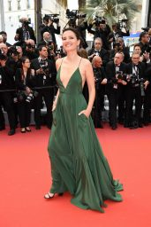 "Virginie Ledoyen – ""Once Upon a Time in Hollywood"" Red Carpet at Cannes Film Festival"