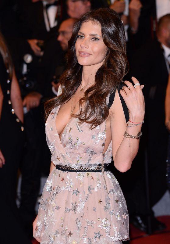 "Weronika Rosati – ""Rambo First Blood"" Screening at Cannes Film Festival"