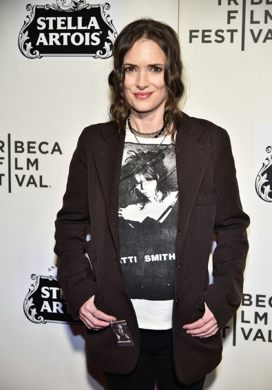 "Winona Ryder - ""Reality Bites"" 25th Anniversary at 2019 Tribeca Film Festival"