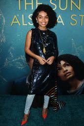 """Yara Shahidi - """"The Sun is Also A Star"""" Premiere in LA"""