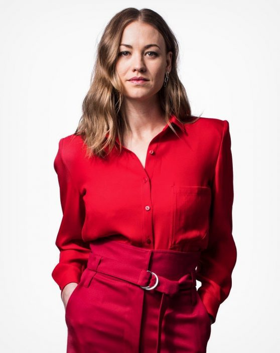 Yvonne Strahovski – The New York Times 2019