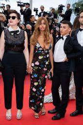 "Zahia Dehar – ""A Hidden Life"" Red Carpet at Cannes Film Festival"
