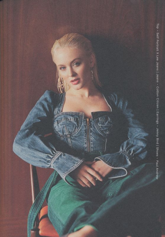Zara Larsson - TMRW Magazine Issue 30, 2019