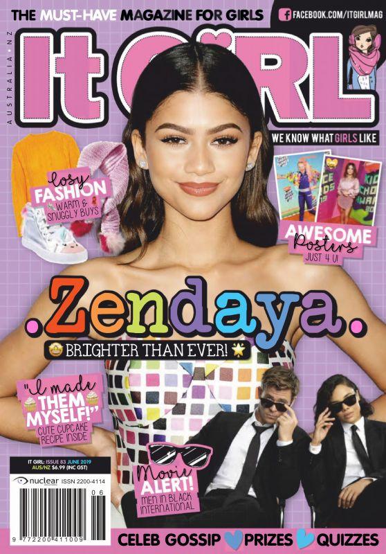 Zendaya - It GiRL June 2019 Issue