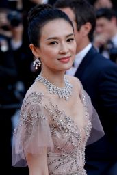Zhang Ziyi – 72nd Cannes Film Festival Closing Ceremony 05/25/2019