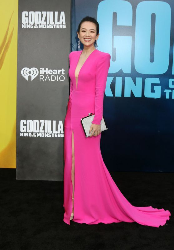 "Zhang Ziyi – ""Godzilla: King of the Monsters"" Premiere in Hollywood"