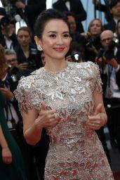 "Zhang Ziyi – ""La Belle Epoque"" Red Carpet at Cannes Film Festival"