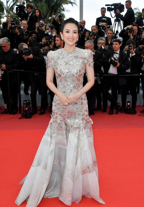 "Zhang Ziyi – ""La Belle Epoque"" Red Carpet at Cannes Film Festival"