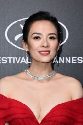 Zhang Ziyi – Official Trophée Chopard Dinner Photocall in Cannes 05/20/2019