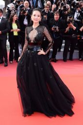 "Zhang Ziyi – ""Once Upon a Time in Hollywood"" Red Carpet at Cannes Film Festival"