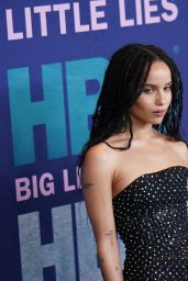 "Zoe Kravitz – ""Big Little Lies"" Season 2 Premiere in NYC"