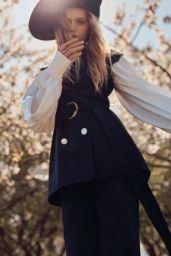 Abbey Lee Kershaw - Vogue Madgazine China July 2019 Photos
