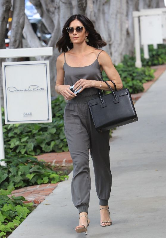Abigail Spencer Cute Style - Shopping in Beverly Hills 06/26/2019
