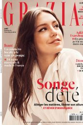 Adèle Exarchopoulos - Grazia France 06/14/2019 Issue