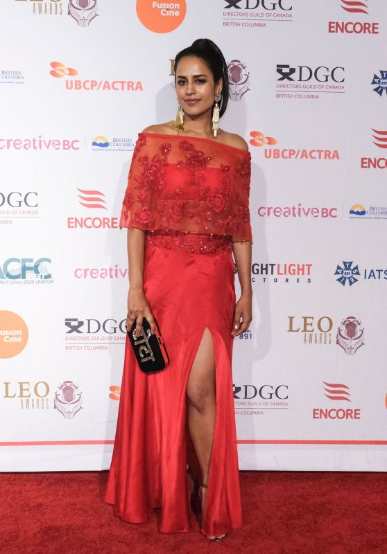 Agam Darshi - 2019 Leo Awards