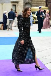 Alexa Chung - Royal Academy of Arts Summer Exhibition Party 2019 in London
