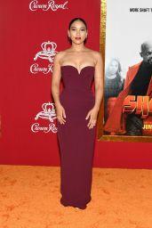 "Alexandra Shipp - ""Shaft"" Premiere in New York"