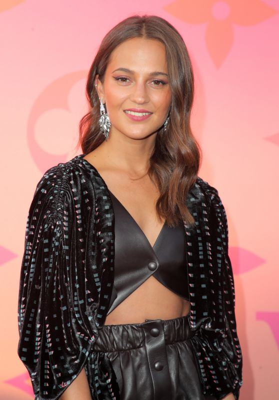 Alicia Vikander - Louis Vuitton X Opening Cocktail Party in Beverly Hills 06/27/2019