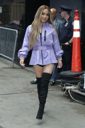 Ally Brooke - Out in New York City 06/18/2019