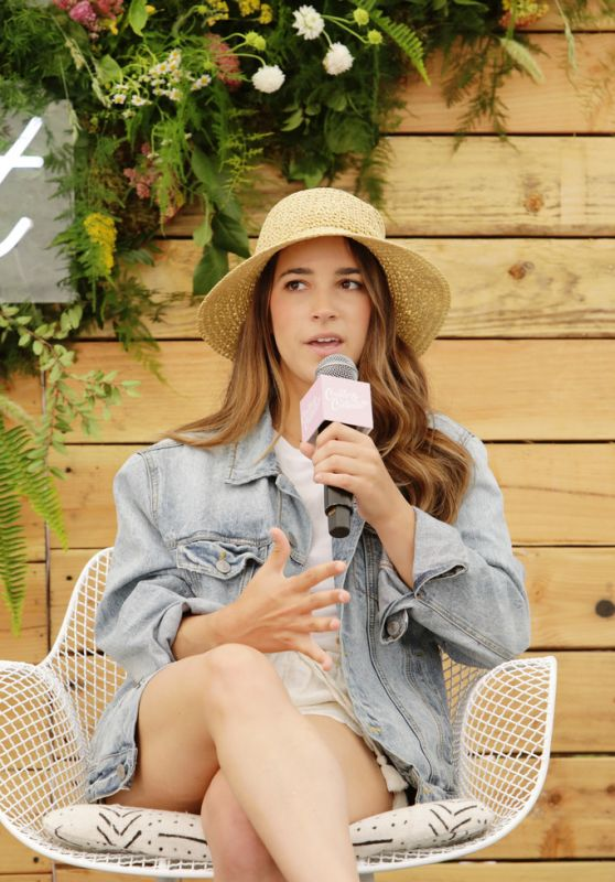 Aly Raisman - Aerie REALTreat in Collaboration with Create & Cultivate in Los Angeles 06/08/2019