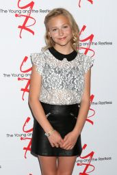 Alyvia Alyn Lind - Young and The Restless Fan Club Luncheon in Burbank 06/23/2019