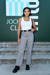 Amandla Stenberg – Miu Miu Club Event in Paris 06/29/2019