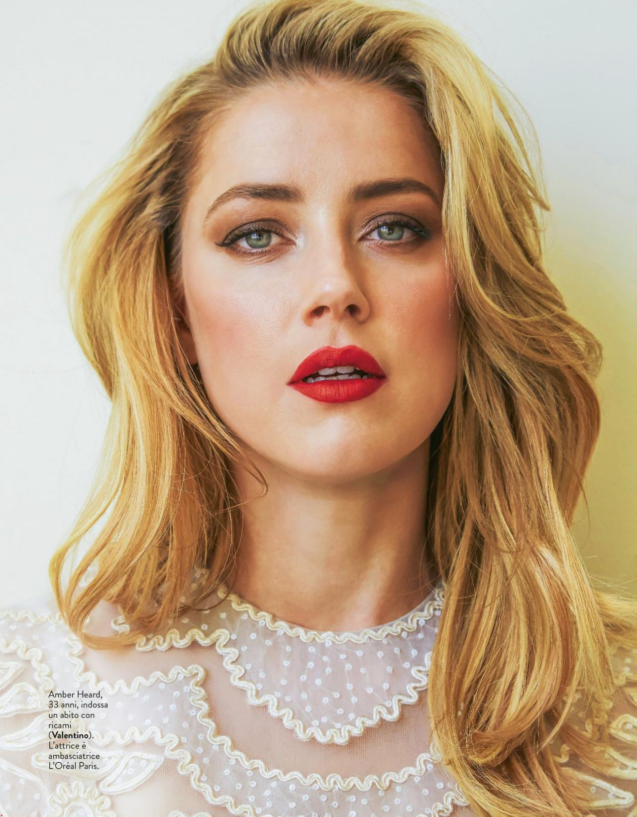Amber Heard - GRAZIA M...