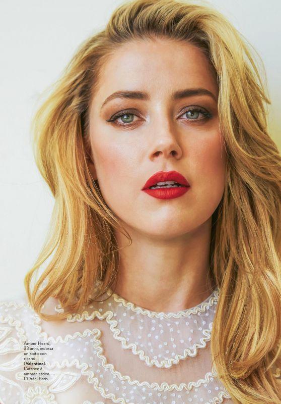 Amber Heard - GRAZIA Magazine Italy 06/13/2019 Issue