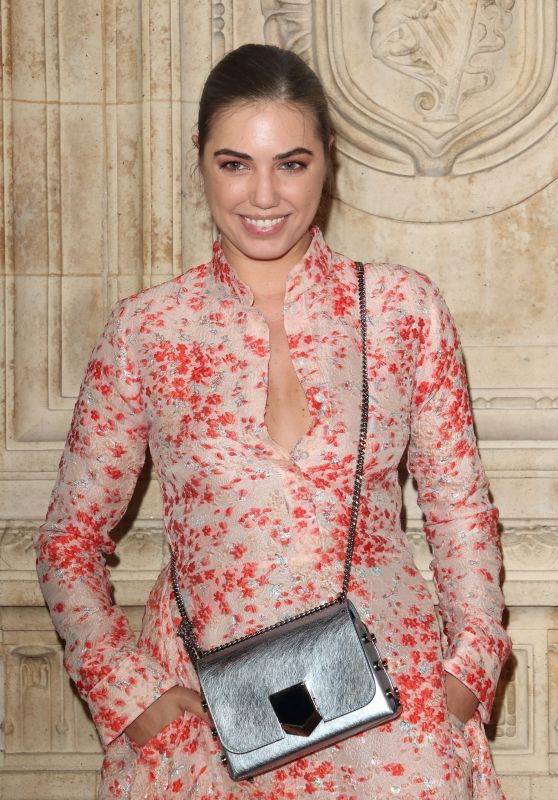 Amber Le Bon – English National Ballet's Cinderella Opening Night in London 06/06/2019