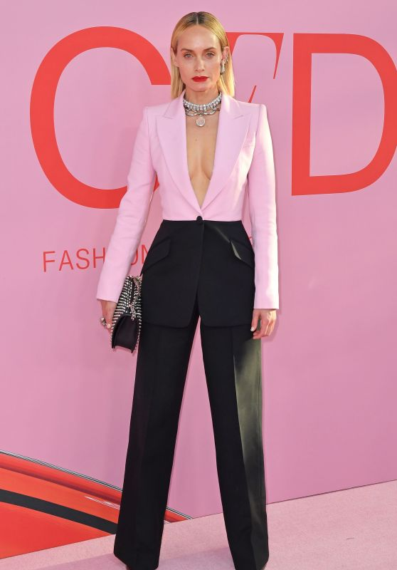 Amber Valletta – 2019 CFDA Fashion Awards in NYC