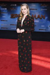 "Angourie Rice – ""Spider-Man: Far From Home"" Red Carpet in Hollywood"