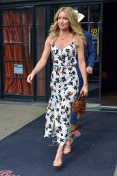 Annabelle Wallis - Leaving The Bowery Hotel in NYC 06/26/2019