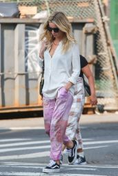 Annabelle Wallis - Out in NYC 06/23/2019
