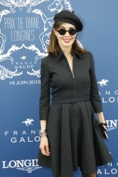 Anne Parillaud - Longines 2019 in Chantilly