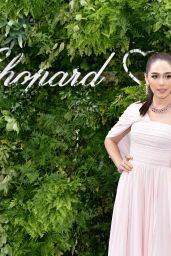Araya Hargate - Chopard Bond Street Boutique Reopening in London 06/17/2019