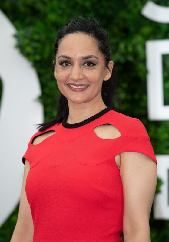 "Archie Panjabi - ""Departure"" TV Show Photocall at the 59th Monte Carlo TV Festival"