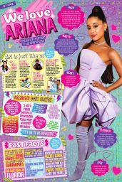 Ariana Grande - Go Girl Magazine Issue 286, 2019