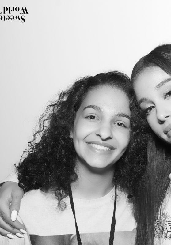 Ariana Grande - Sweetener World Tour Meet & Greet in Chicago 06/05/2019