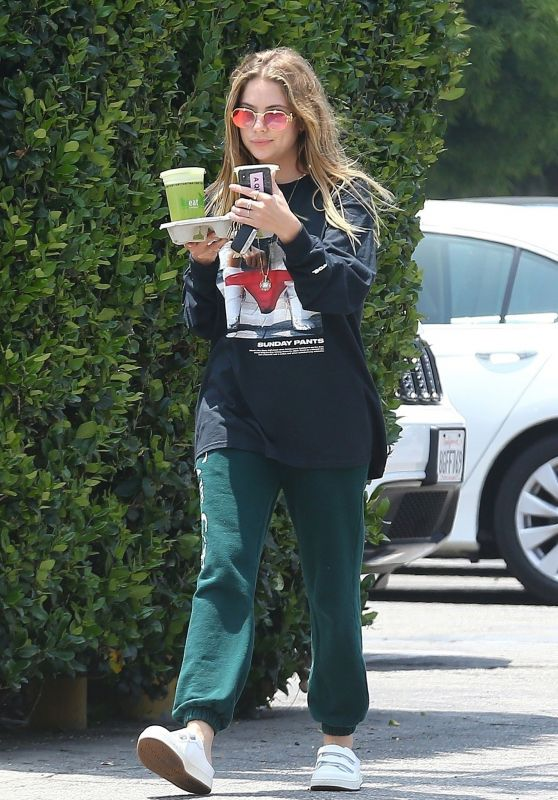 Ashley Benson - Out in Los Angeles 06/05/2019
