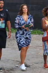 Ashley Graham - Arriving at a Concert in NYC 06/06/2019