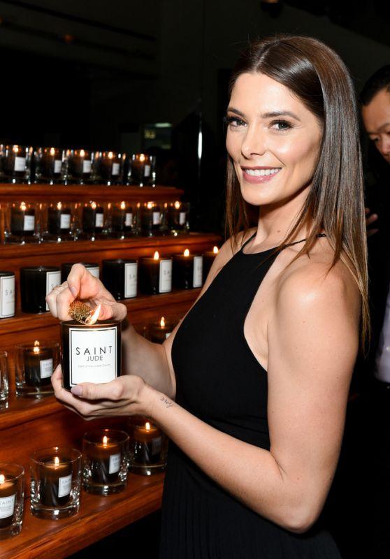 Ashley Greene – Launch of SAINT Modern Prayer Candles in Beverly Hills 06/12/2019