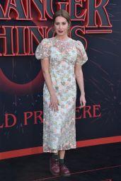 "Ashley Tisdale – ""Stranger Things 3"" Premiere in Santa Monica"
